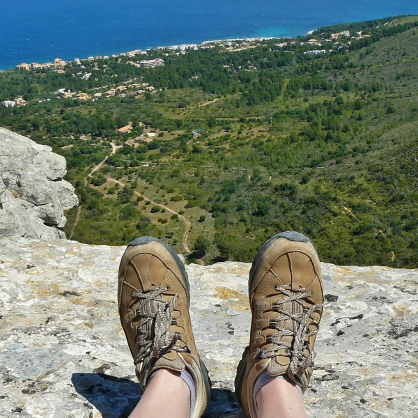 Anja hiking 10 reasons for why you should travel to mallorca for your active holiday